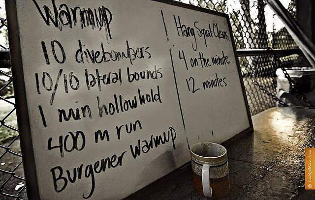 CrossFit Board